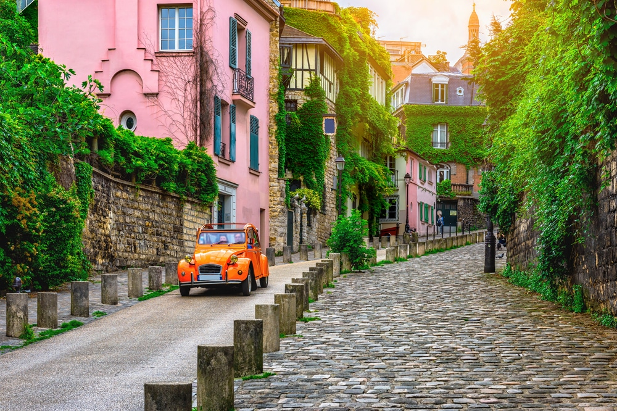 Rues de Montmartre