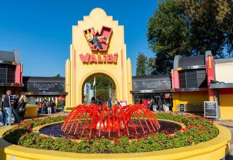 Dans les meilleurs parcs d'attraction des Pays-Bas, on retrouve Walibi Holland