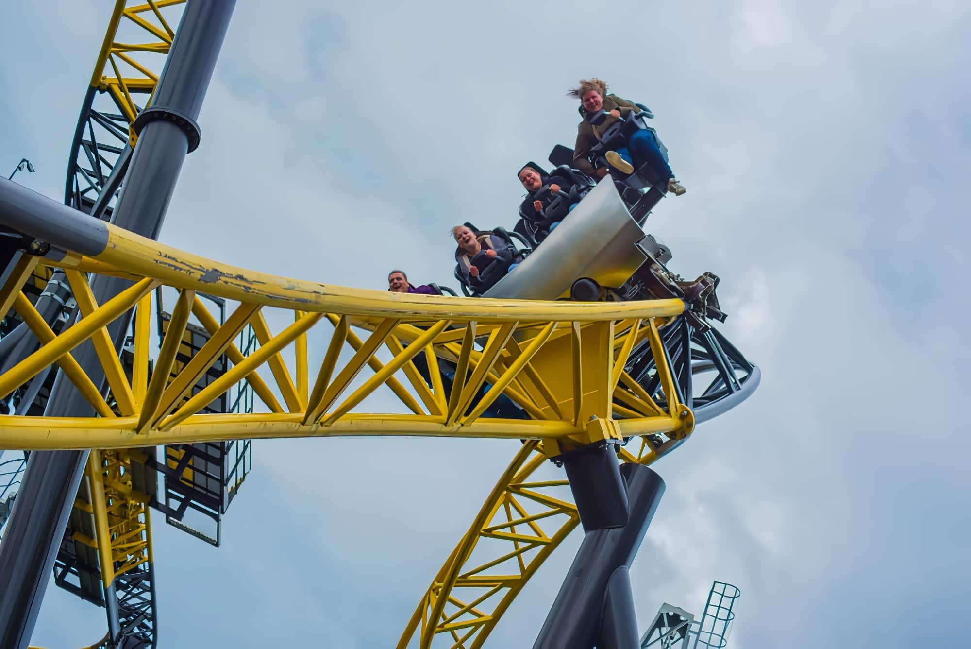 Walibi Rollercoaster