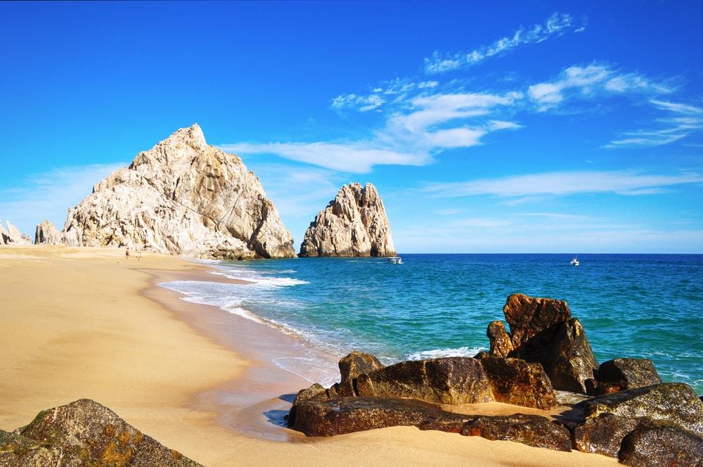 Playa del Amor, Mexique