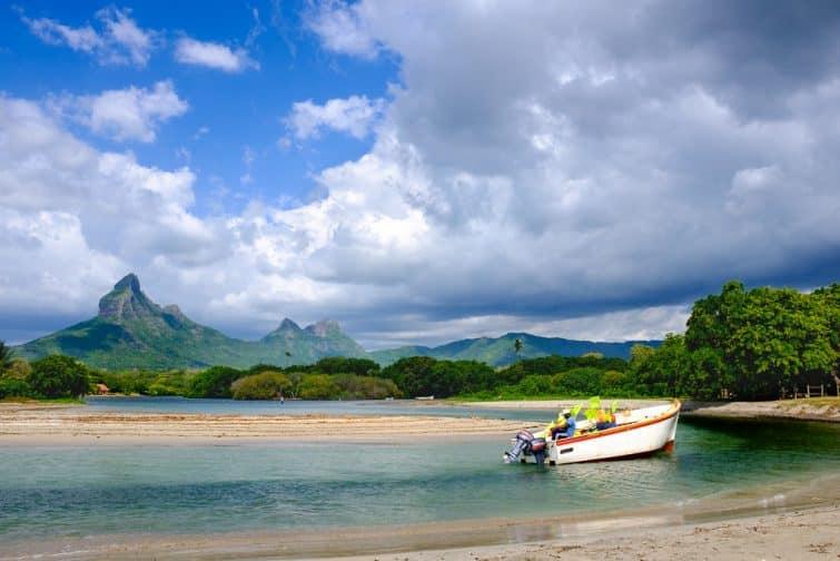 Tamarin Bay, Île Maurice