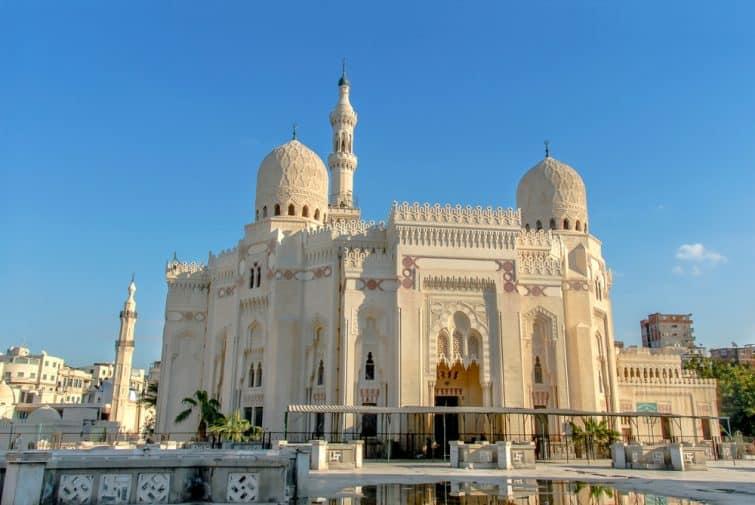 Mosquée Abu al-Abbas al-Mursi