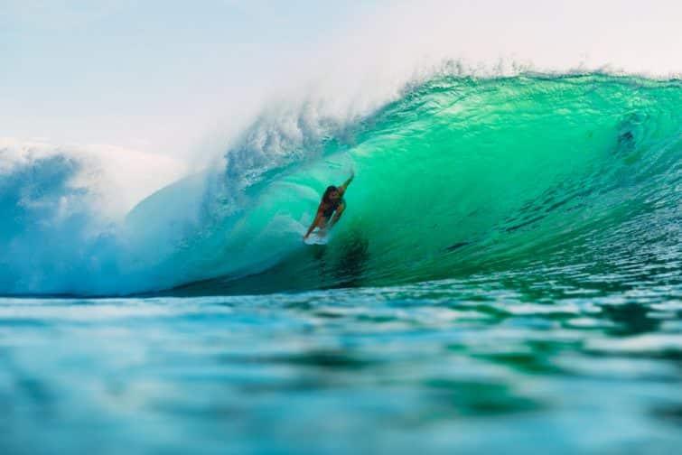 Bingin surf bali