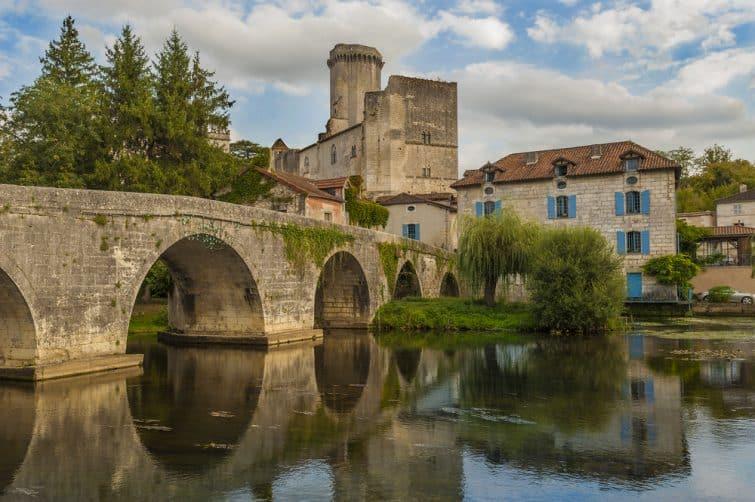 Château de Bourdeilles, Dordogne