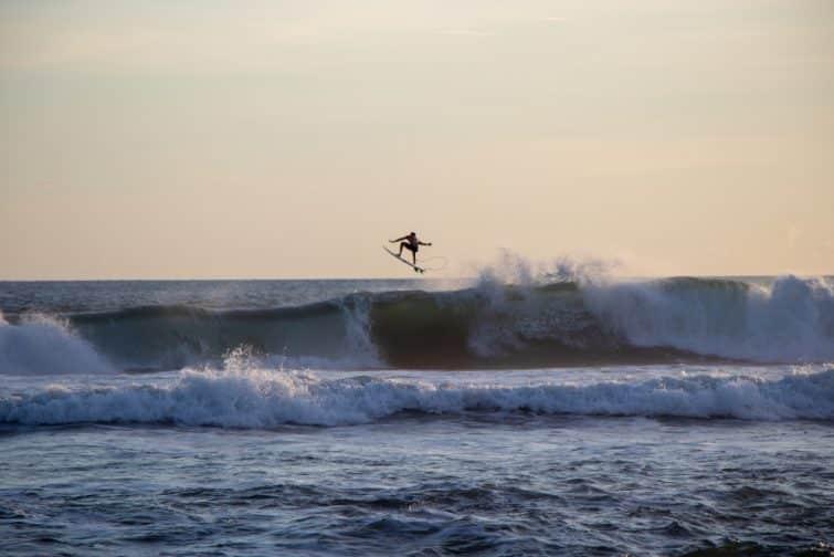 Canggu surf bali