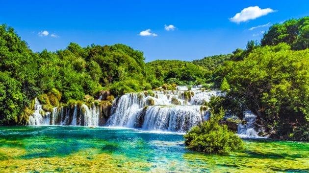 Visiter le Parc national Krka depuis Split : réservations & tarifs