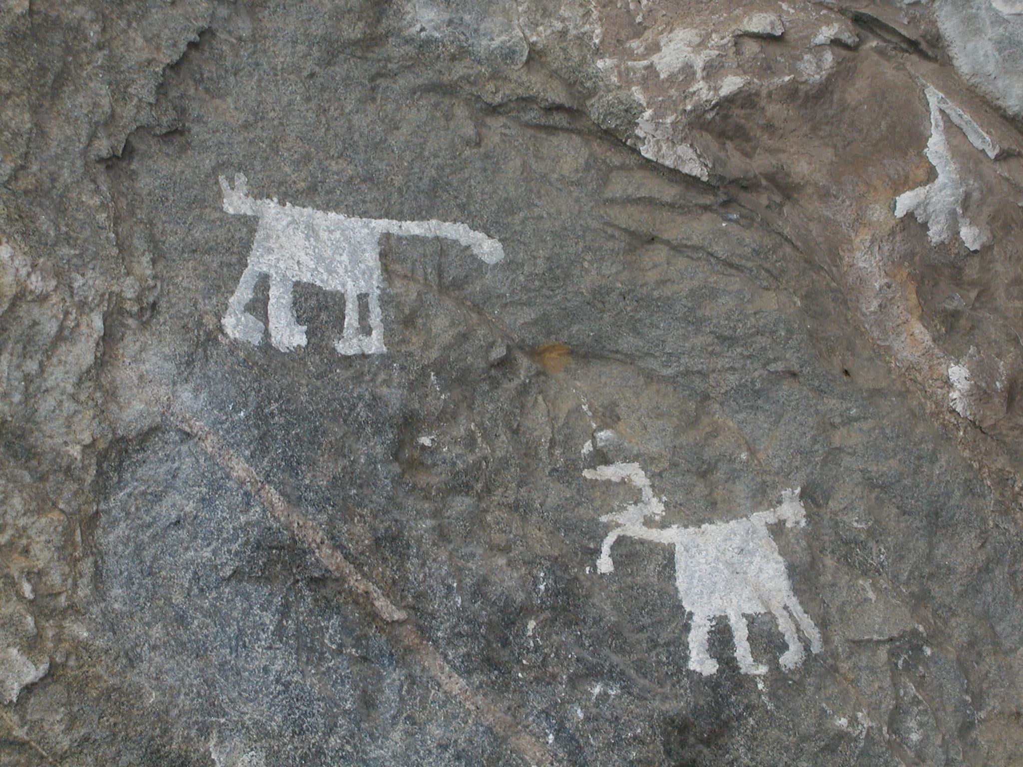 Art rupestre de Chongoni (Malawi)