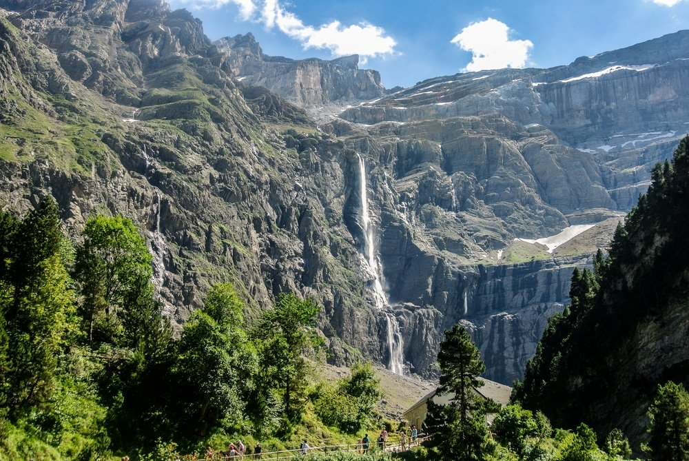 Gavarnie mountains (Pyrenees, France)