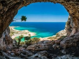 Grèce, Crète en Camping-Car