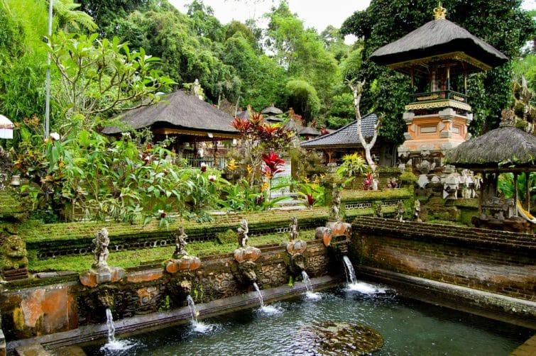 Temples à voir à Bali : Gunung Kawi
