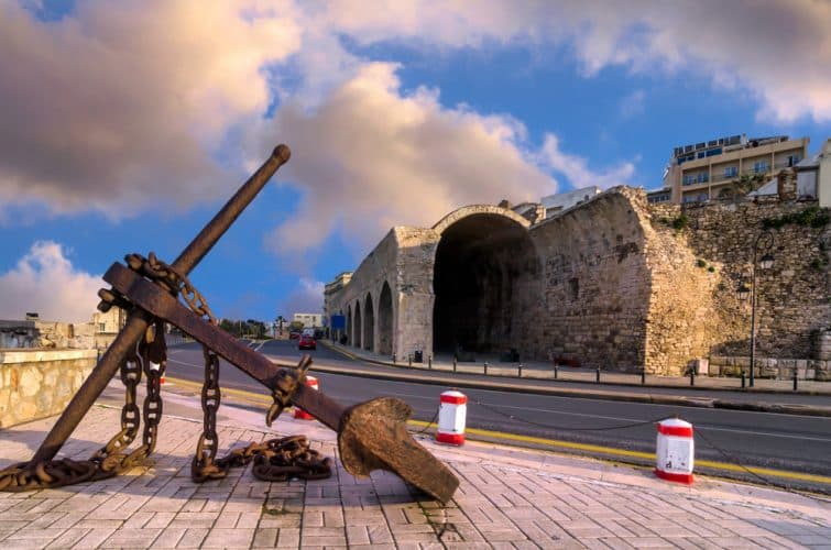 Heraklion, Crete Island