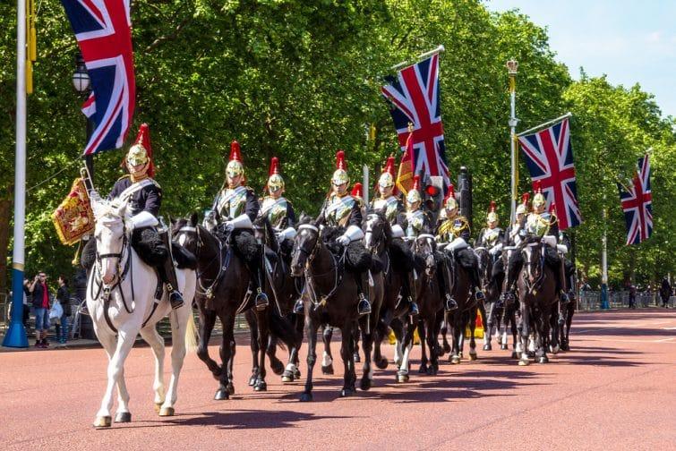 Visiter Westminster : Horse Guard