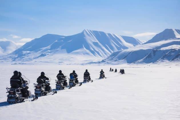 Sortie en motoneige à Tromsø : tarifs, durée de l'excursion