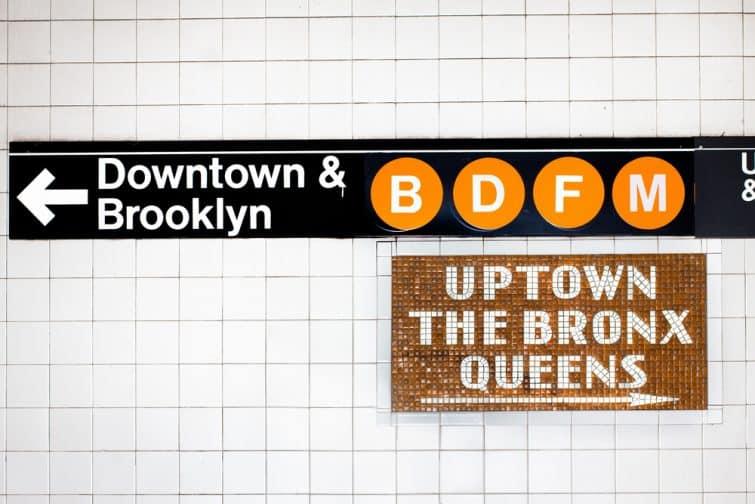 NY métro
