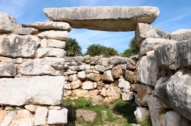 Nuraghi ruins,Sardinia Italy