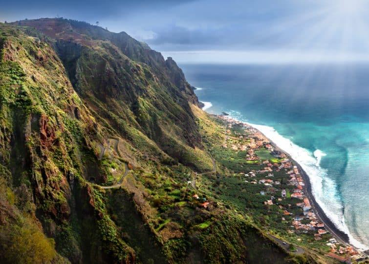 Paúl do Mar randonnée madère