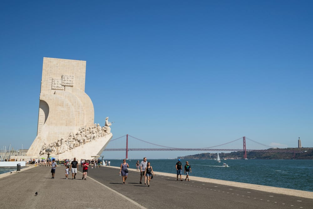 Padrao dos Descobrimentos (Monument to the Discoveries)