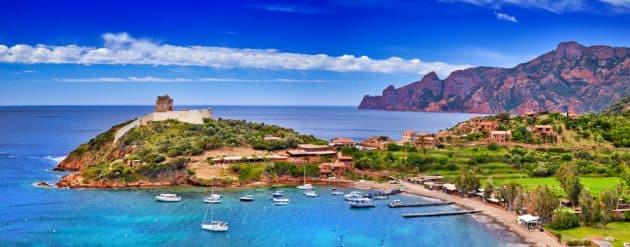 Visiter la Réserve de Scandola en Corse