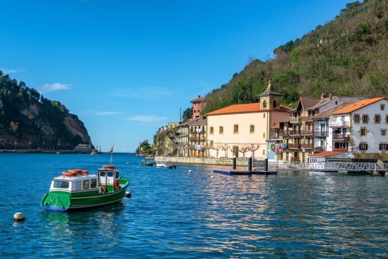 Visiter le pays basque espagnol en passant par Pasaia