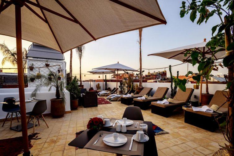 Riad Jemaa El Fna & Spa, Marrakech