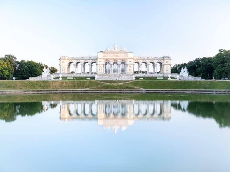Schönbrunn, Vienne, Autriche