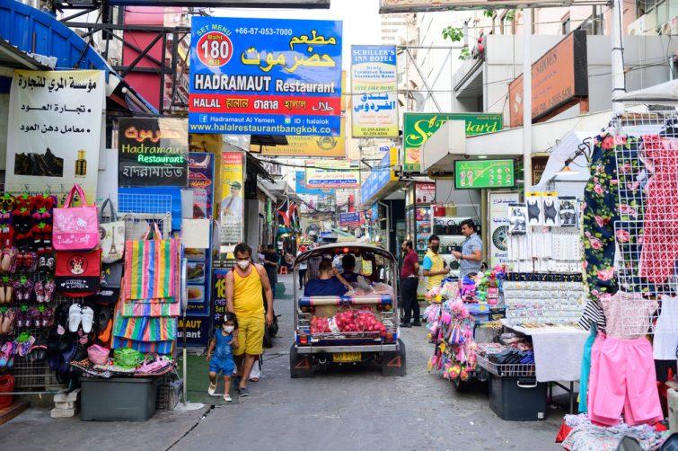 Sukhumvit soi 3, Bangkok