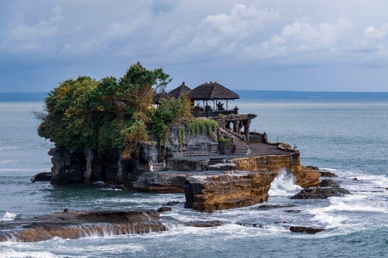 Temple Tanah Lot, Bali