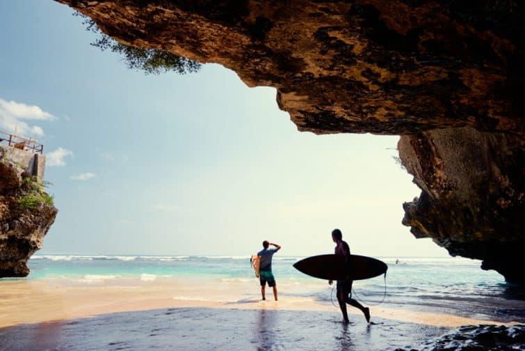Uluwatu surf bali