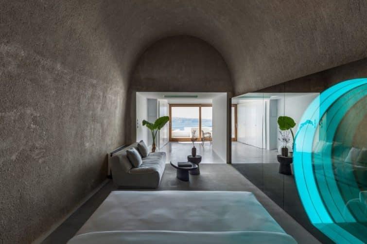 Villa Cloud à Santorin