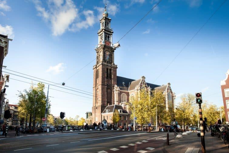 Eglise de Westerkerk, Amsterdam