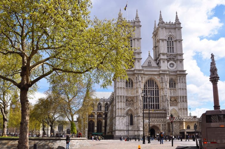 Visiter Westminster en passant par l'Abbaye de Westminster