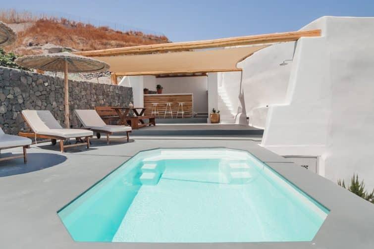 Aspa House, Airbnb à Santorin