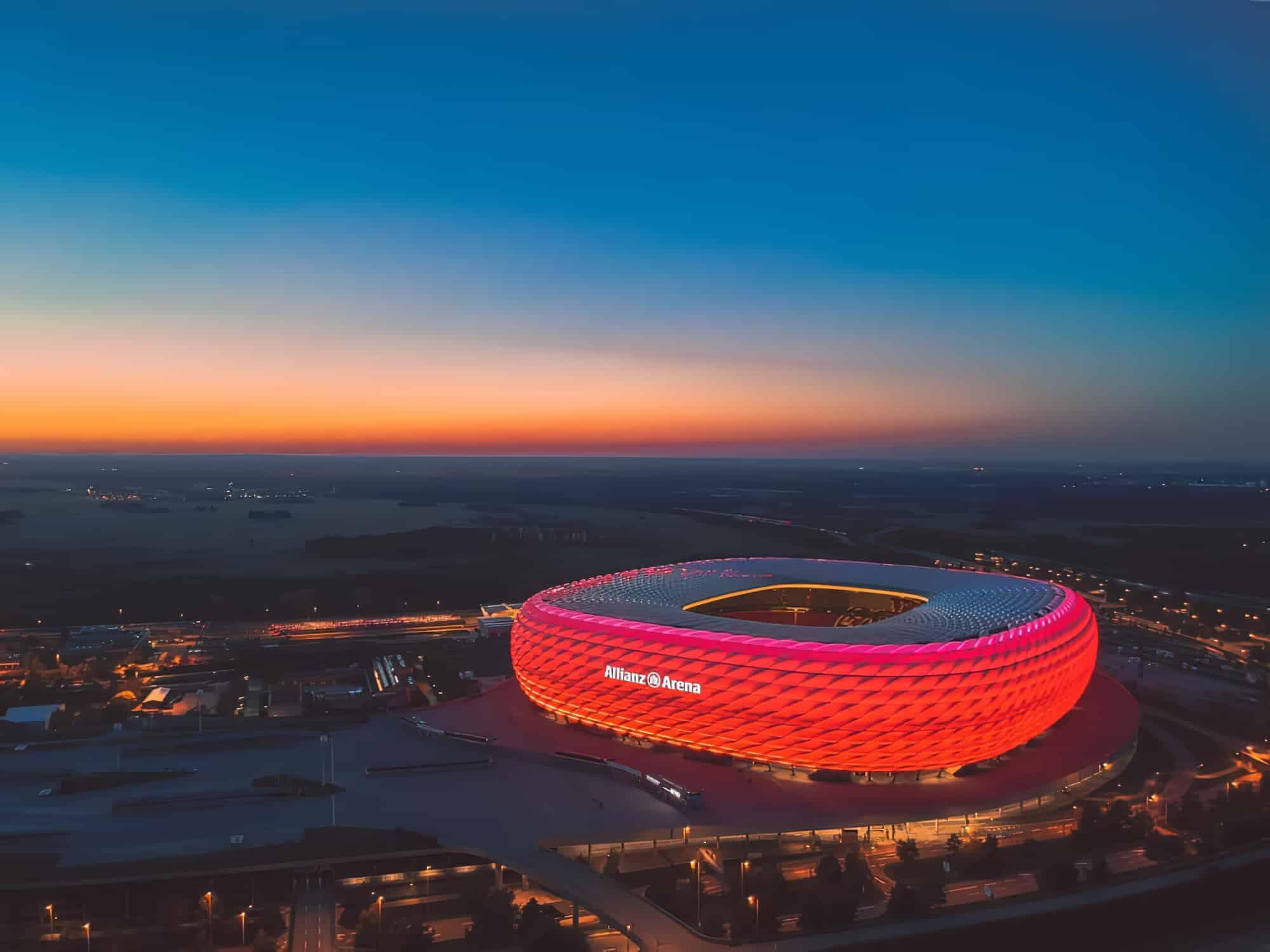 L'Allianz Arena de Munich