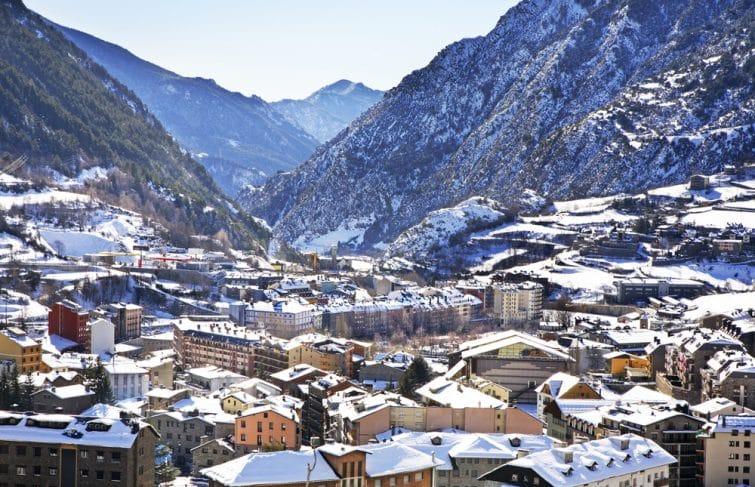 Encamp, Andorre