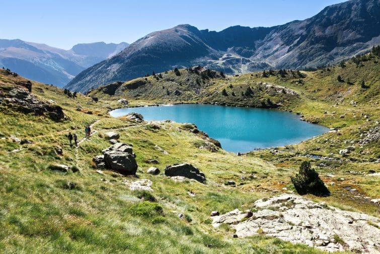 Lac, Andorre