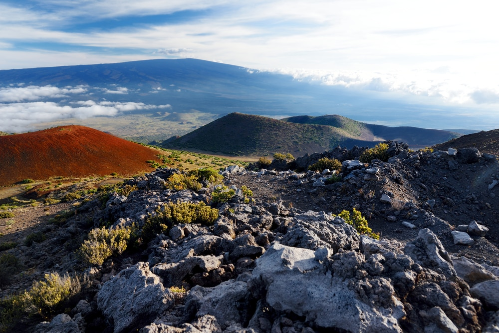 Mauna Loa, Hawaï