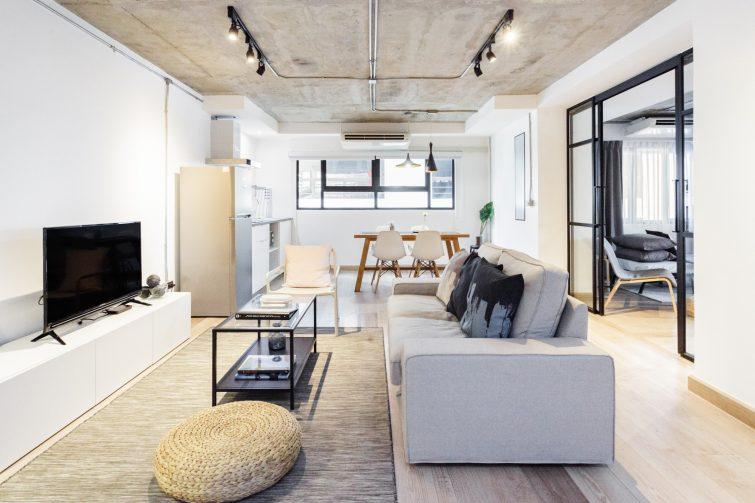 Appartement minimaliste
