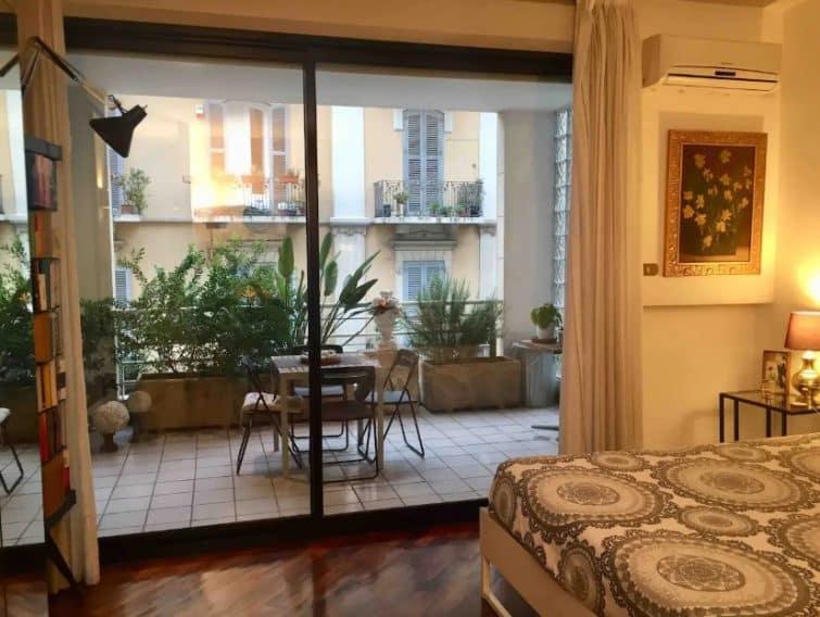 Beau studio proche de Corso Cavour