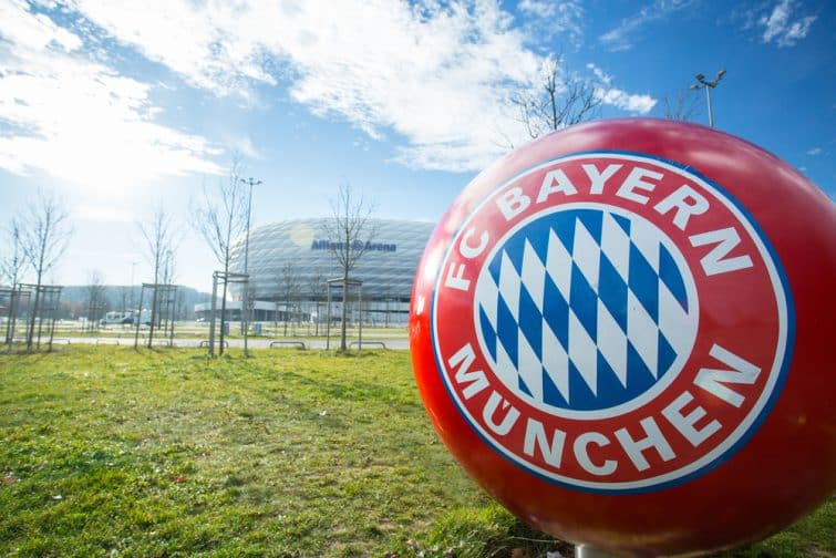 Le logo du Bayern Munich
