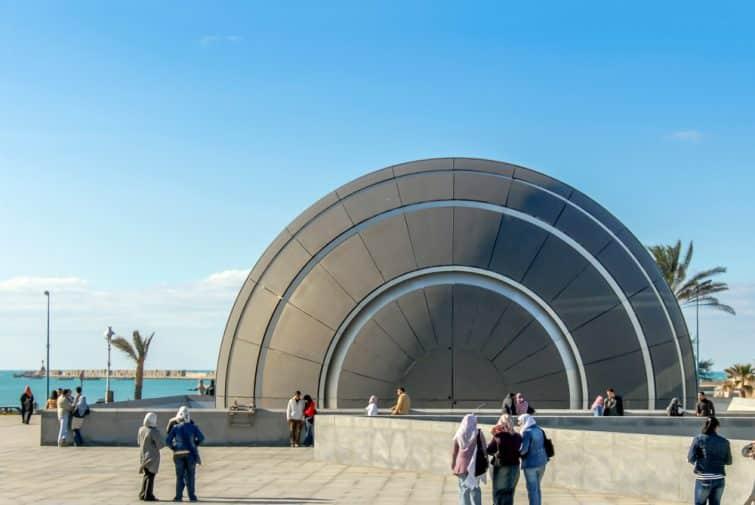 Bibliothèque moderne d'Alexandrie