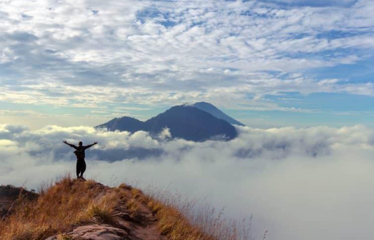 Billet pour la randonnée du Mont Batur à Bali