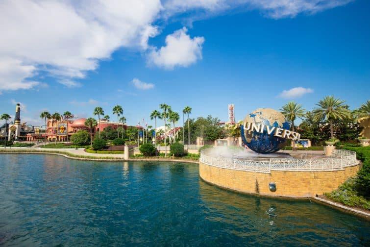 Universal Studios à Orlando