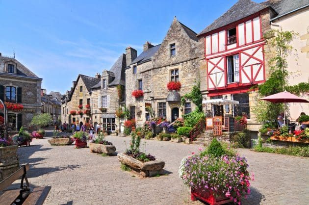 Les 10 choses incontournables à faire en Bretagne