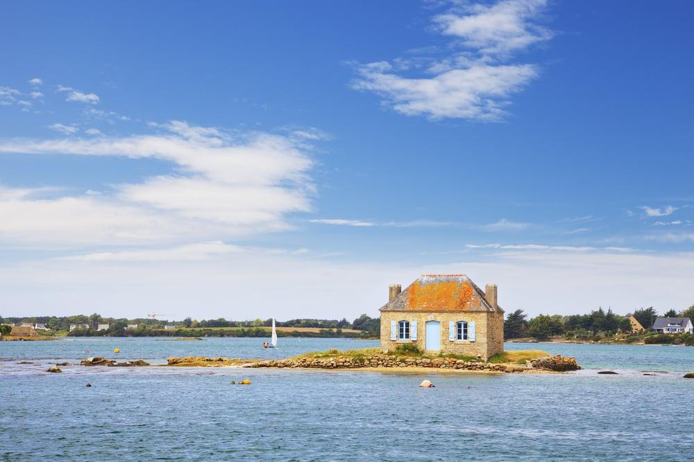 Saint-Cado, l'une des plus petites îles bretonnes