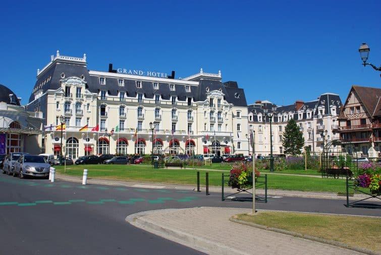 Le Grand'Hotel de Cabourg