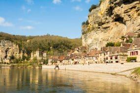 Faire du canoë kayak en Dordogne en passant par Carennac