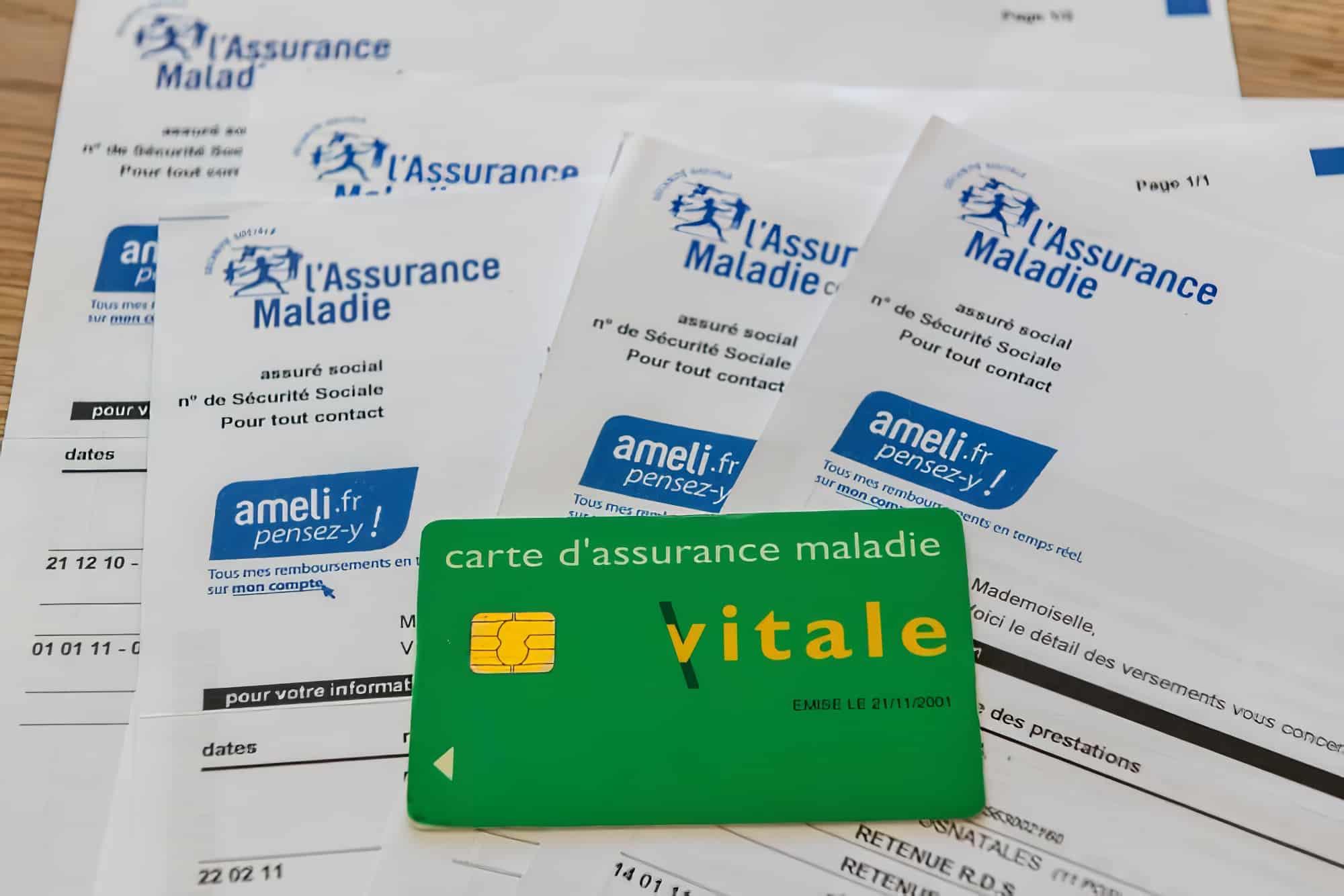Carte Vitale - Assurance Maladie