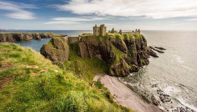 Visiter le Château de Dunnottar : billets, tarifs, horaires