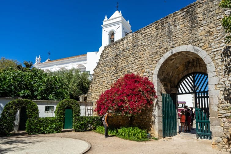 Château de Tavira et Eglise Maria do Castelo, Tavira