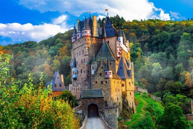 Les 5 plus beaux châteaux à voir en Allemagne